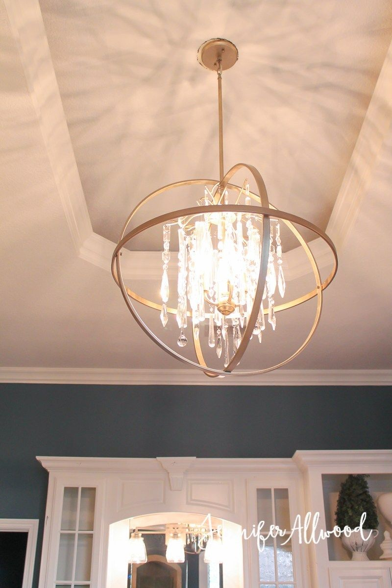 Pretty gold light fixtures all through our new home jennifer allwood