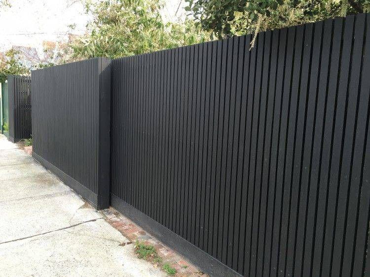 8 Divine Front Yard Garden Fence Ideas Moderner Zaun Vorgarten