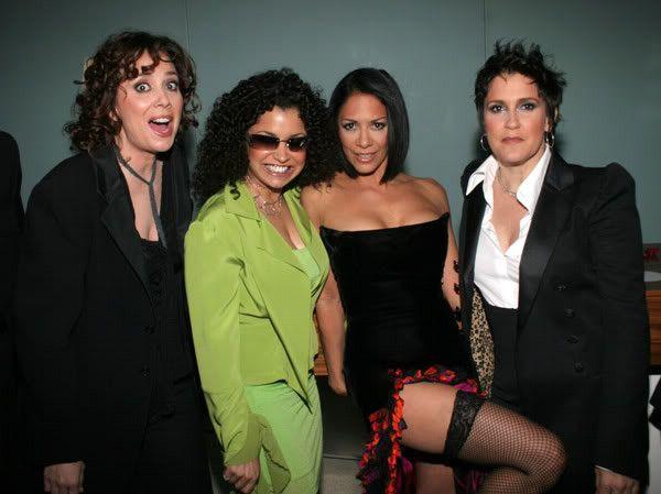 Lisa, Sheila E. & Wendy