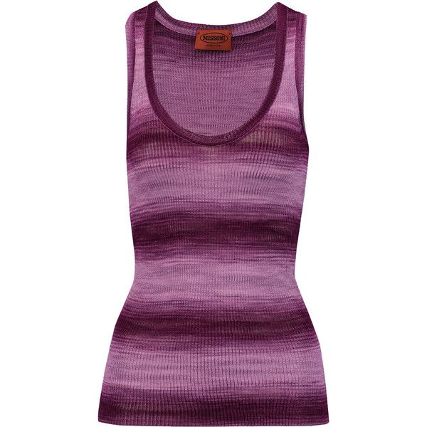 Designer Clothes, Shoes & Bags for Women | SSENSE. Crochet Tank TopsKnitted  ...