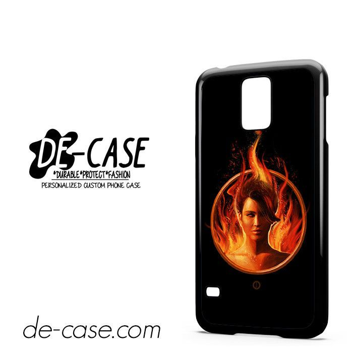 Hunger Games On Fire DEAL-5415 Samsung Phonecase Cover For Samsung Galaxy S5 / S5 Mini