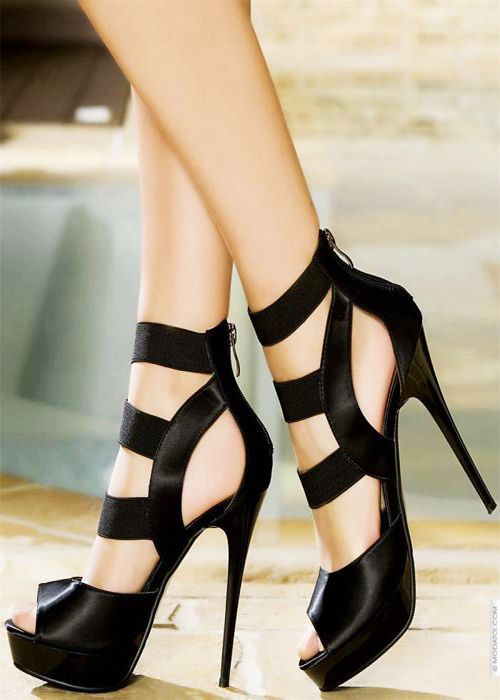 Top 25 Best Trendy High Heel Sandals 2012 | Women Designer Shoe ...