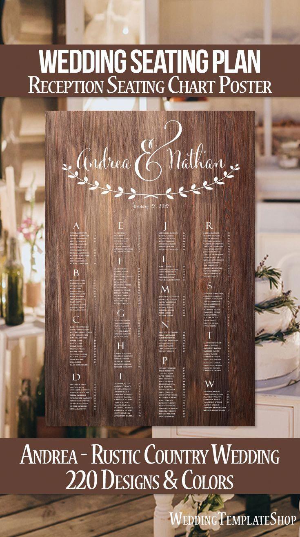 Wedding reception seating chart poster ideas  plans weddingreceptions also rh pinterest