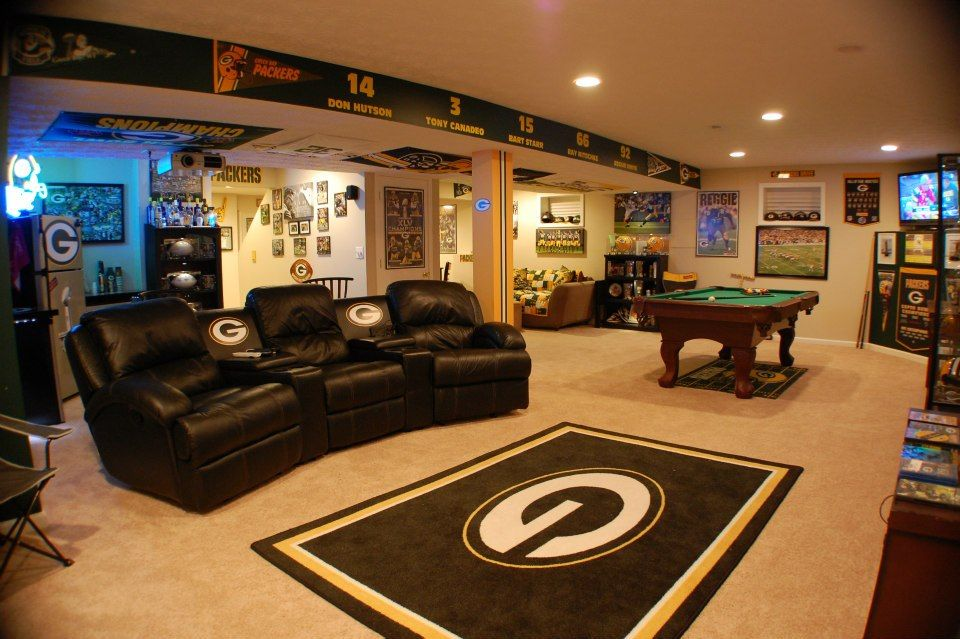 Captivating What Is A Man Cave Pictures - Best idea home design .