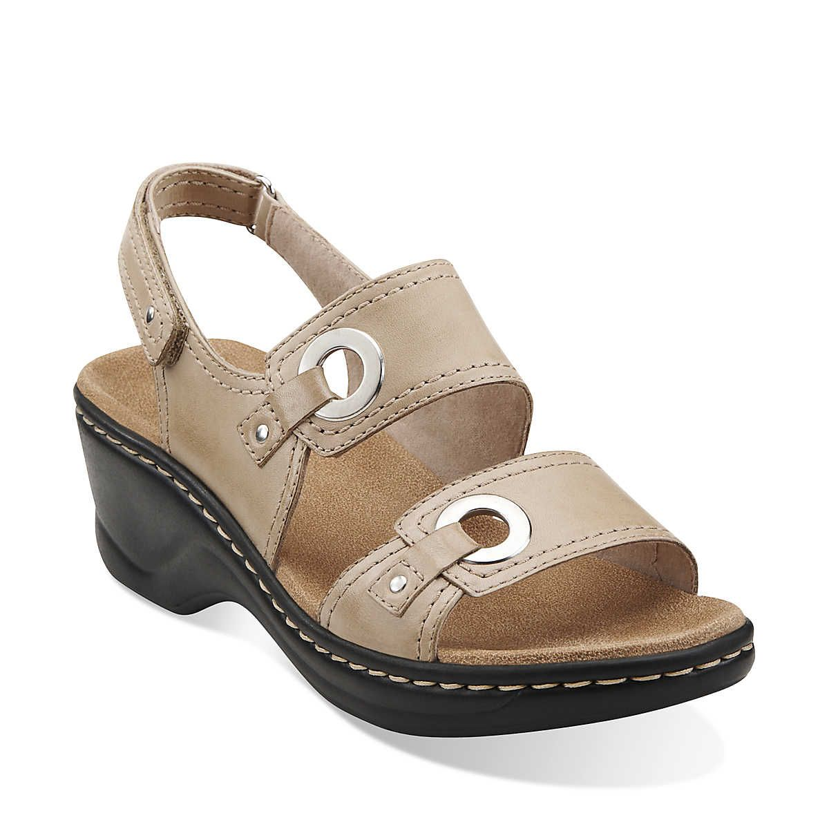 94f511b80bd Lexi Birch in Bone Leather - Womens Sandals from Clarks