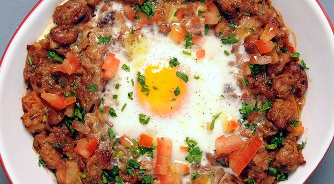 فول بالبيض من الشيف وفاء الكندري Recipe Recipes Vegetarian Recipes Food