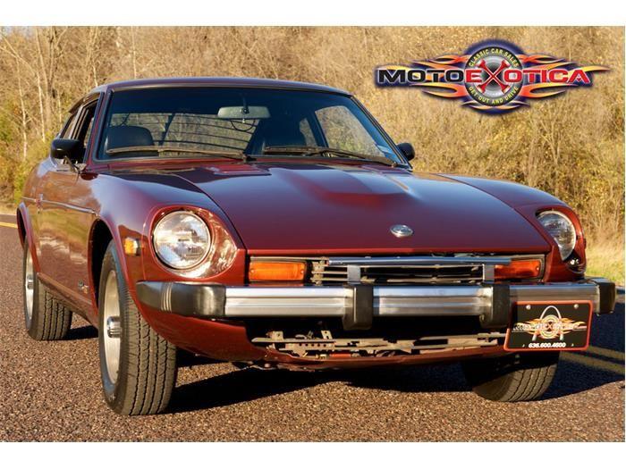 1978 Datsun 280z For Sale Classiccars Com Cc 745644 Datsun St Louis Missouri Missouri