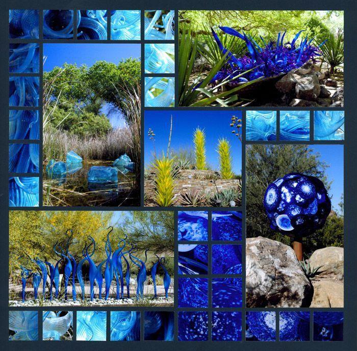 Chuhuly Desert botanical gardens scrapbook ideas #ScrapbookingLayoutsHawaii #artdupliagedelivres