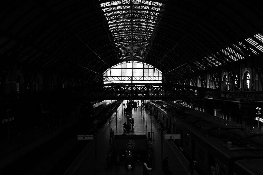 https://flic.kr/p/9SJ3RT | luz | Estação da Luz, São Paulo - SP