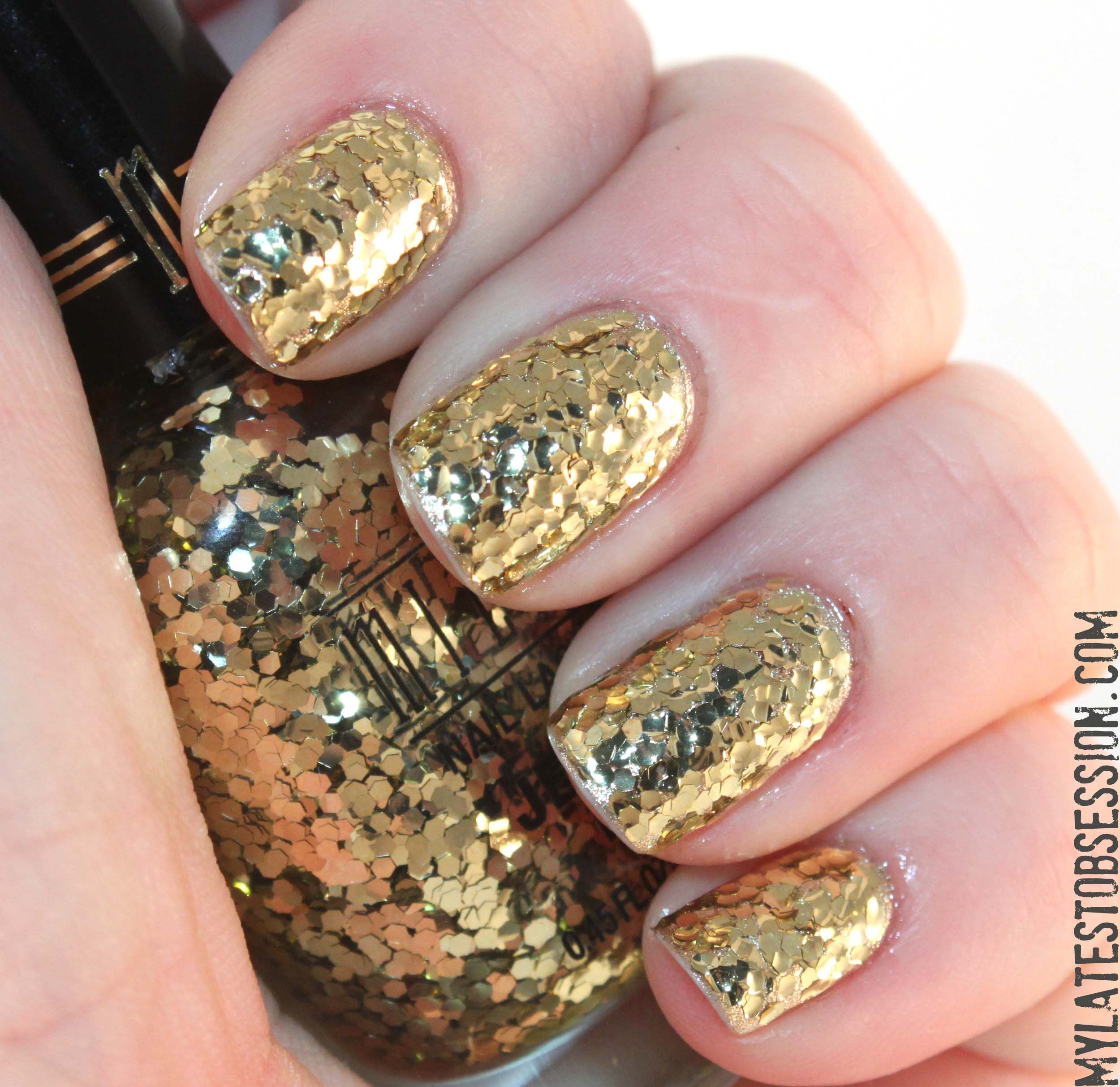 Milani Jewel FX - Gold