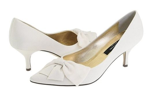 zapatos de novia con tacon bastante plano. | wedding | pinterest