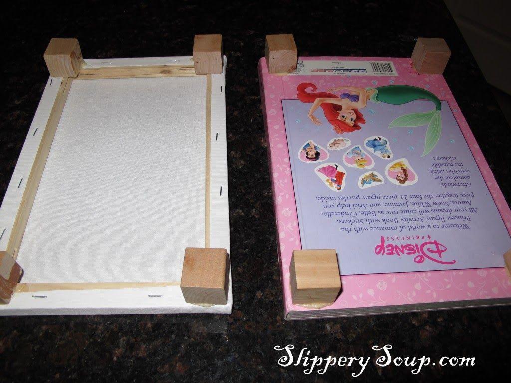 DIY Barbie bed