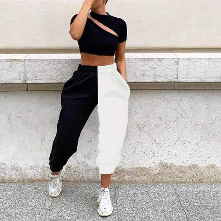 Pin De Contusavi En Tenis En 2021 Ropa Holgada Moda De Ropa Adidas Mujer Ropa