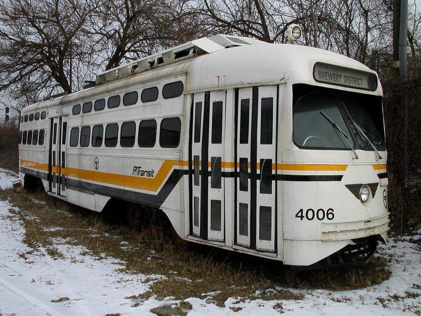 Pittsburgh PCC Trolleys Transit, Streetcar, Trolley