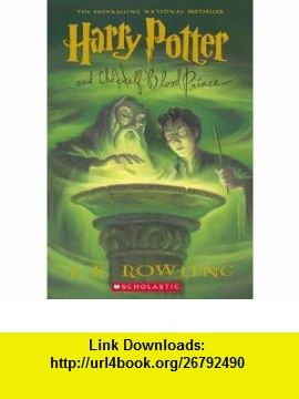 Harry potter 6th book pdf