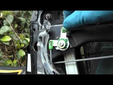 Fixing A Car Door That Won T Open Car Door Lock Car Door Doors