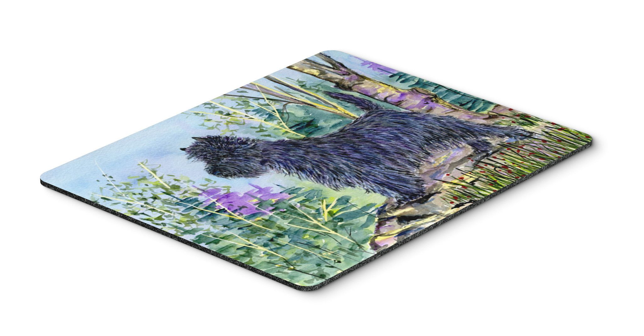 Cairn Terrier Mouse pad, hot pad, or trivet