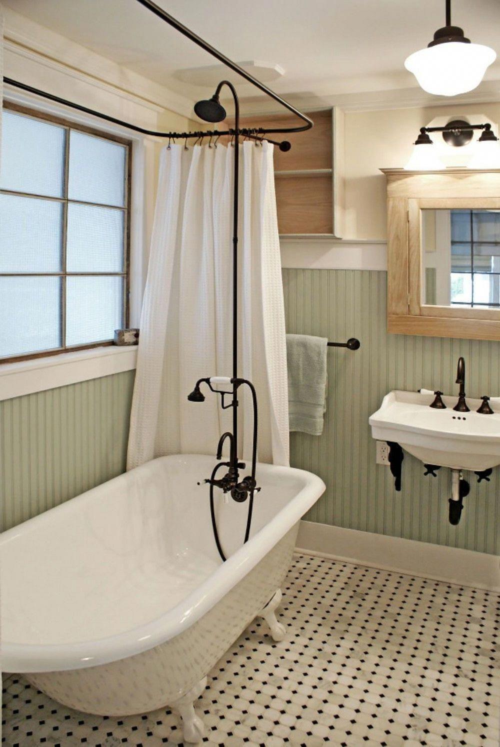 Pin Decoria On Bathroom Decorating Ideas Bathroom Vintage With Regard To Vintage Bathroom Designs Tiny House Bathroom Vintage Bathroom Decor Vintage Bathrooms
