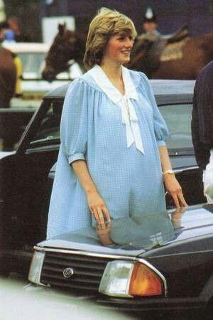May 30 1982 Princess Diana At Guards Polo Club Windsor