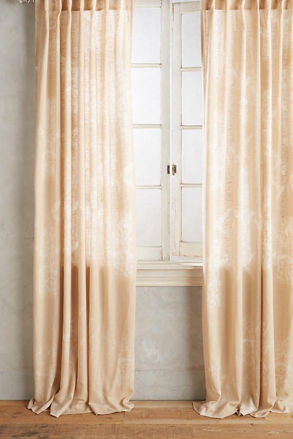 Bamboo Flicker Curtain