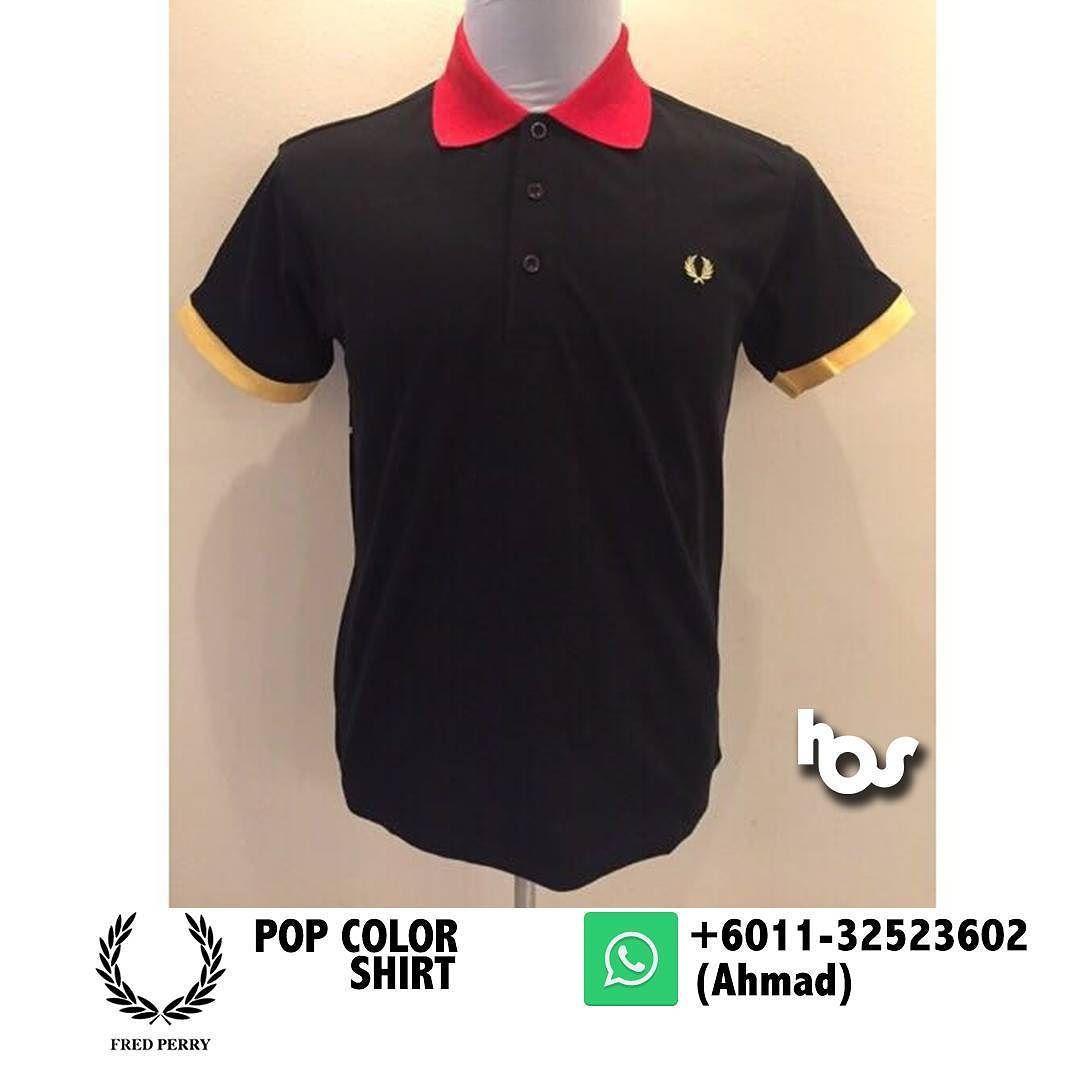 7c395a4c Harga Polo Shirt Fred Perry Ori | Top Mode Depot