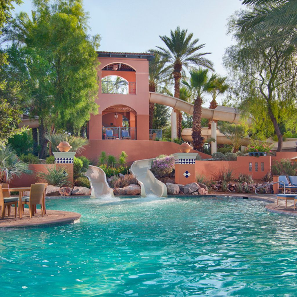 Best Hotel Pools In Scottsdale Residents Of And Phoenix Are Frequently Asked How Do You Survive The Summer Heat