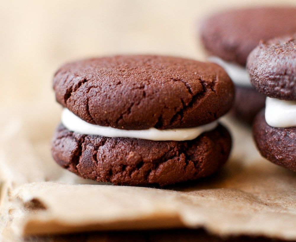 Easy Vegan Oreos Recipe Vegan Oreos Cookies Ingredients High