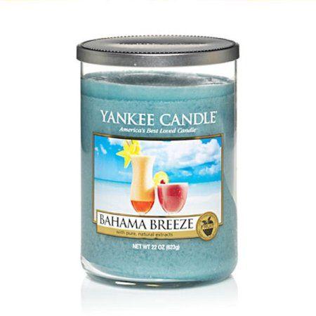 Yankee Candle Large 2 Wick Tumbler Candle Bahama Breeze Bahama