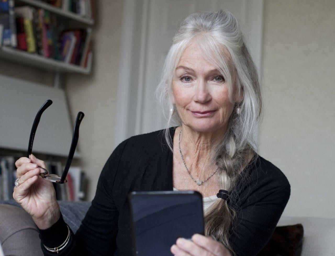 Older women are lovely too