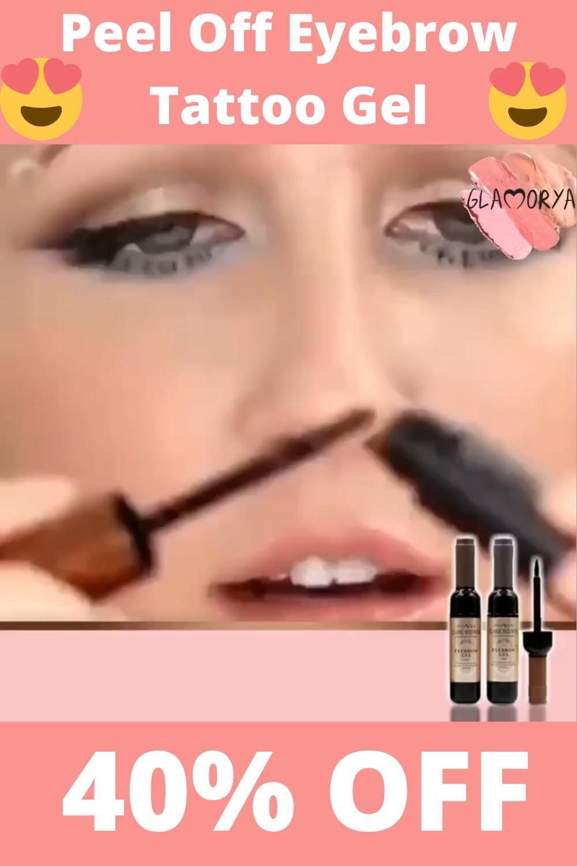 Photo of Eyebrow tattoo Gel