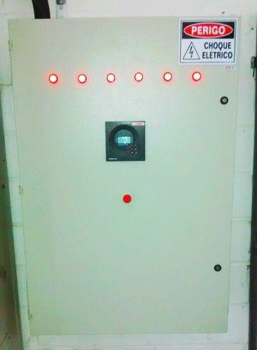 Manutenção e Instalação Em Banco de Capacitores