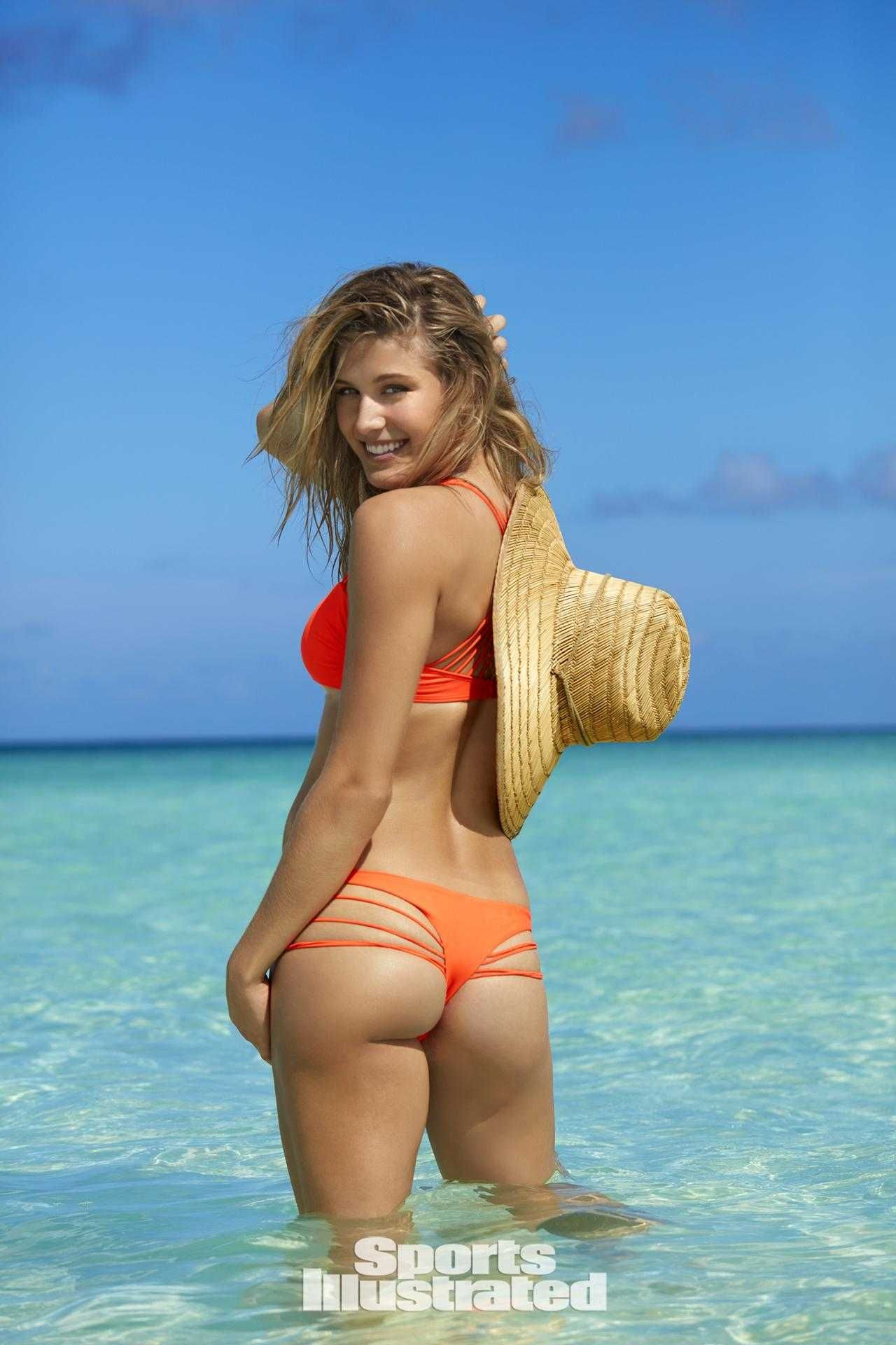 Eugenie Bouchard - 2017 Sports Illustrated Swimsuit Issue ...