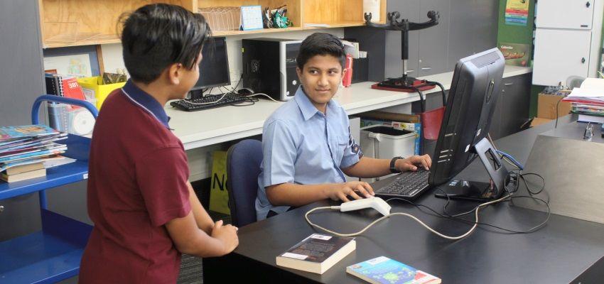 Student Librarians job description, application