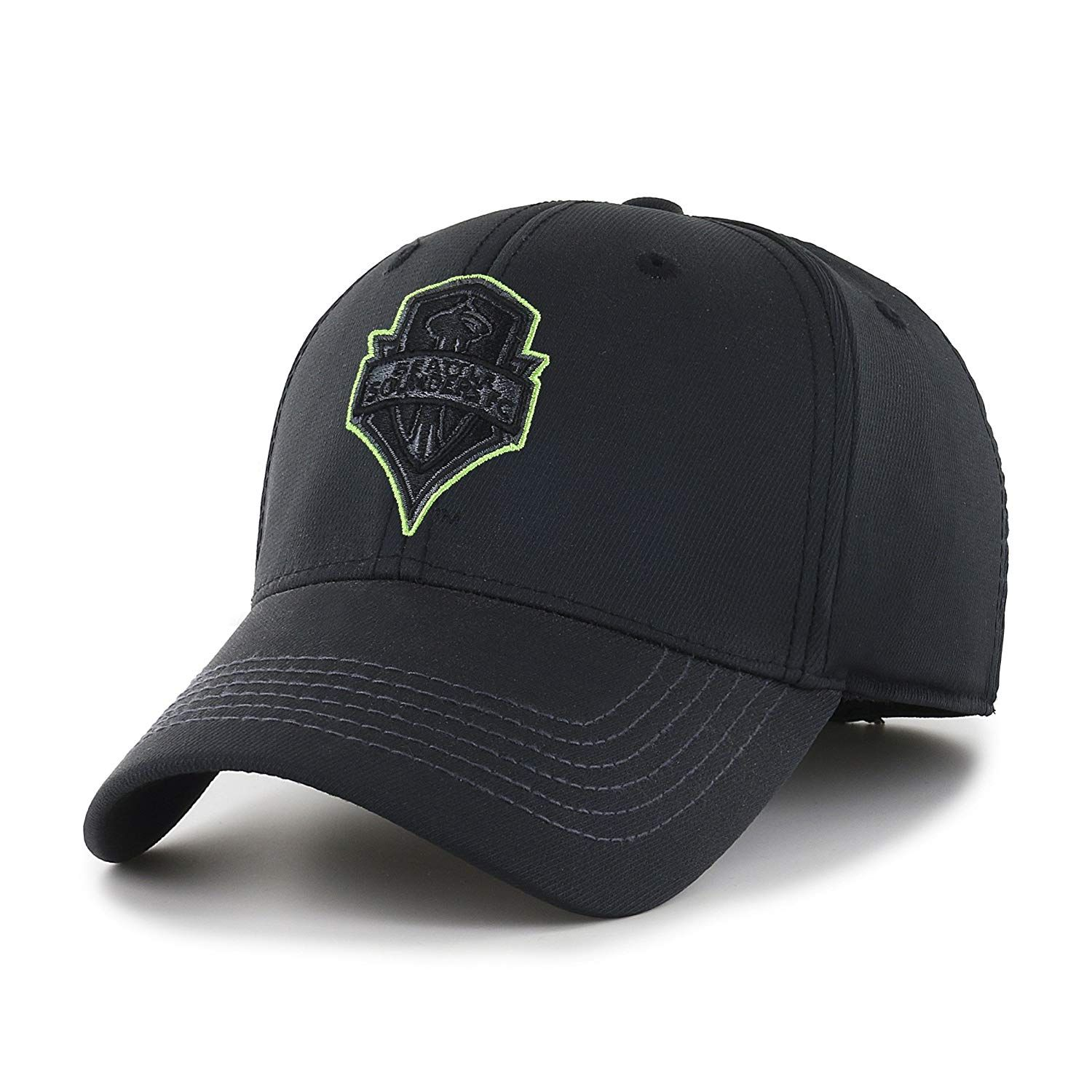 wholesale dealer ac0b8 7aff3 ... official ots mls seattle sounders fc wilder center stretch fit hat  28.00 e0005 c7900