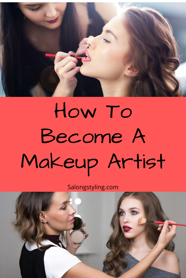 How Do I a Makeup Artist? in 2020 a