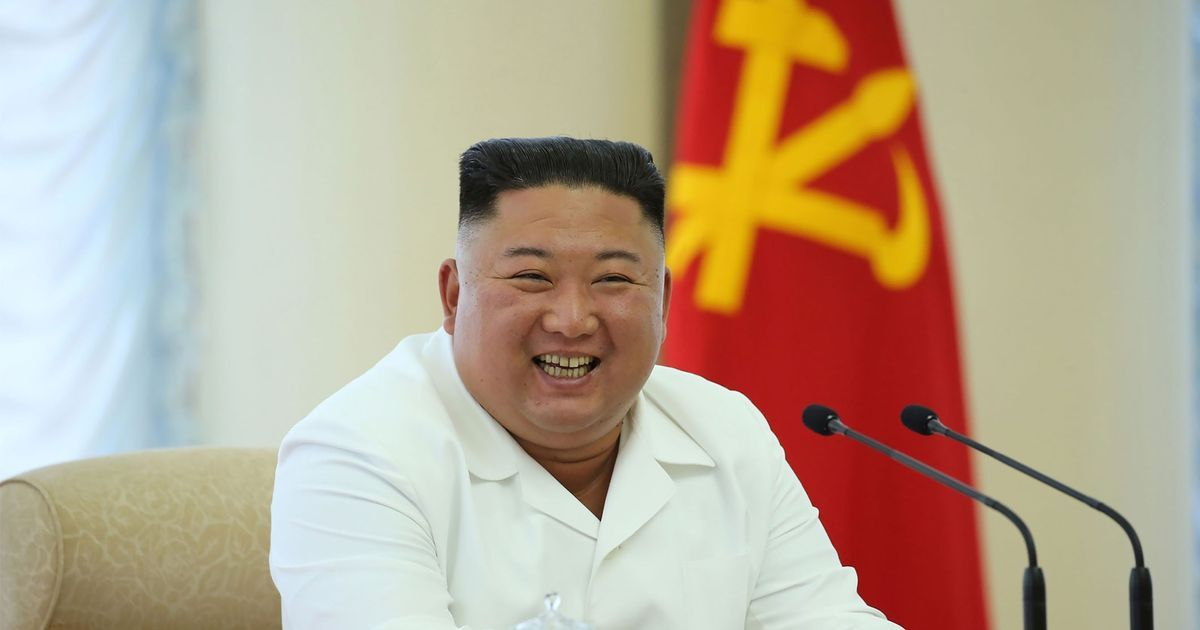 Photo of Kim Jong-un 'in coma' as North Korea risks falling into disarray, ex-aide claims