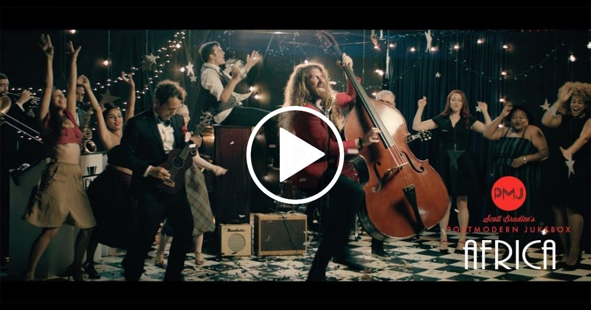 Africa 50s Style Toto Cover Postmodern Jukebox Ft Casey Abrams Snuffy Walden Casey Abrams Jukebox Latest Music Videos