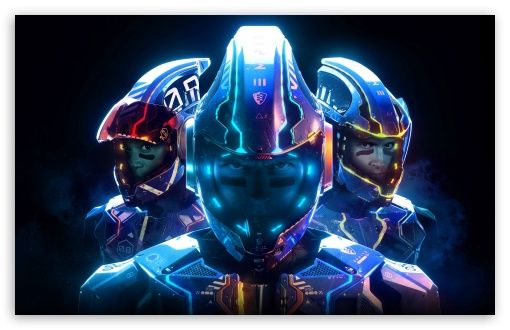 Download Laser League E3 2017 Hd Wallpaper News Games League