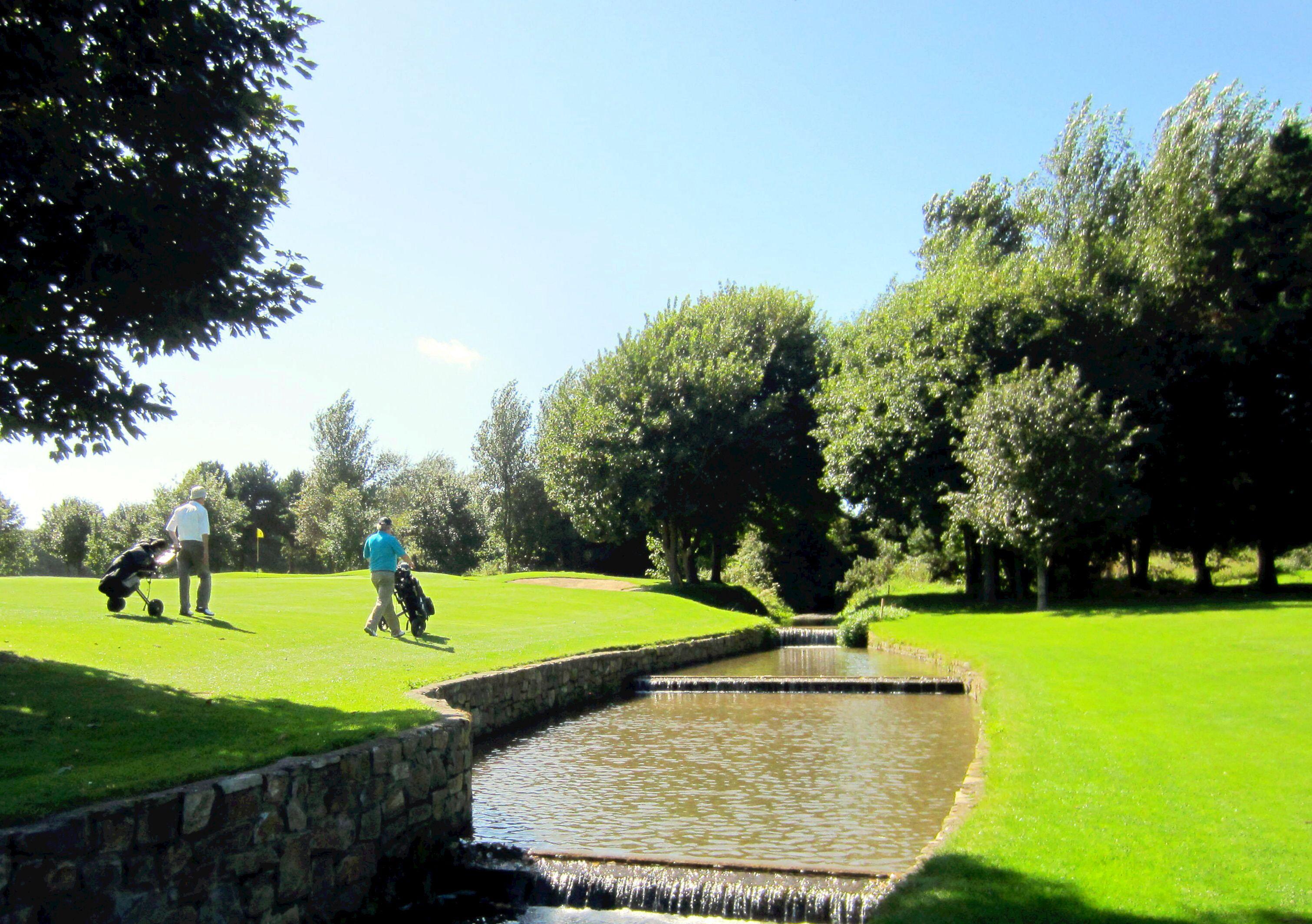 Blainroe Golf courses, Great friends, Dublin