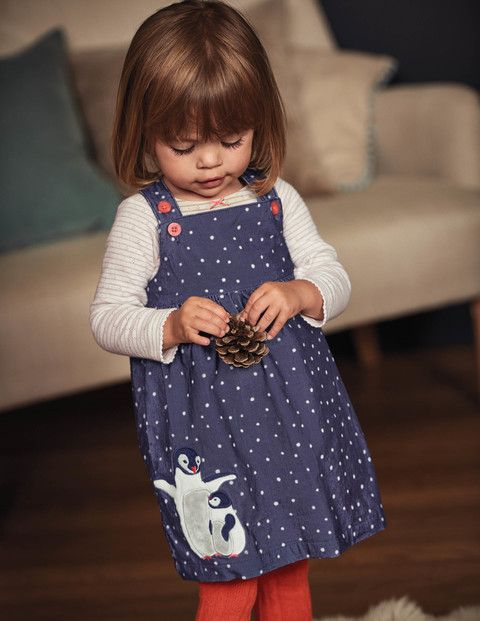 fde2c5e7d68 Winter Friends Cord Pinnie at Mini Boden