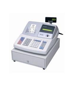Sharp Xe A203 Rf Cash Register Refurbished Con Imagenes Caja