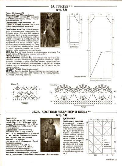 Crochet gray dress   Все о рукоделии: схемы, мастер классы, идеи на сайте labhousehold.com