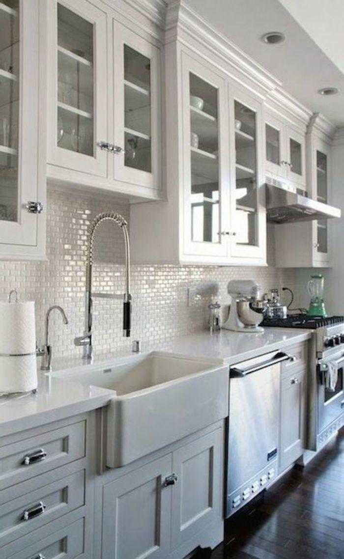 beaucoup de variantes d'évier de cuisine en photos! | merlin