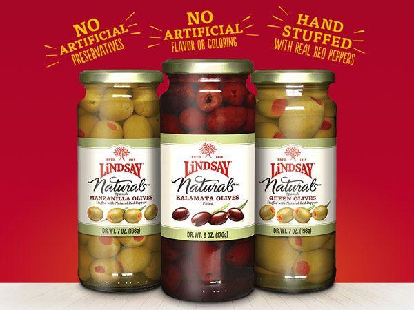 Free Jar Of Lindsay Olives Us Only  Free Food Samples