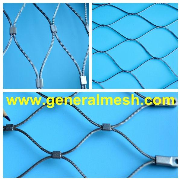 http://www.generalmesh.com ----- factory of stainless steel rope ...