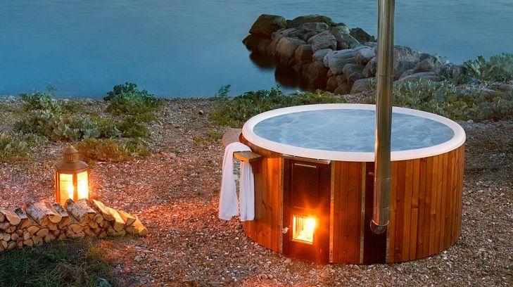 Skargards Rojal - Brandneuer Hot Tub aus Schweden ...
