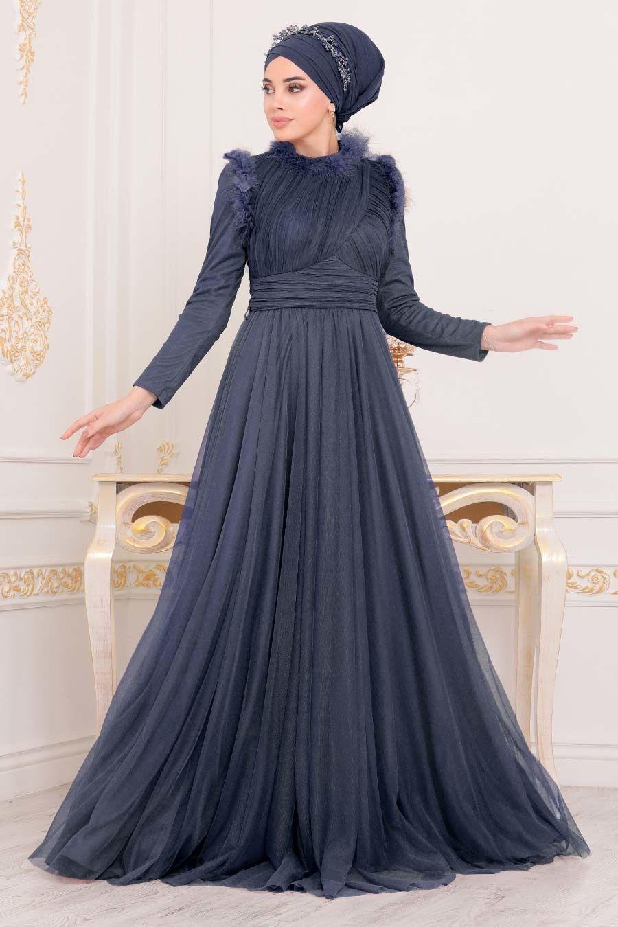 2019 Yeni Sezon Tesettur Giyim Elbise Sal Abiye De Ucuz Fiyat 2020 Elbise Giyim Moda Stilleri