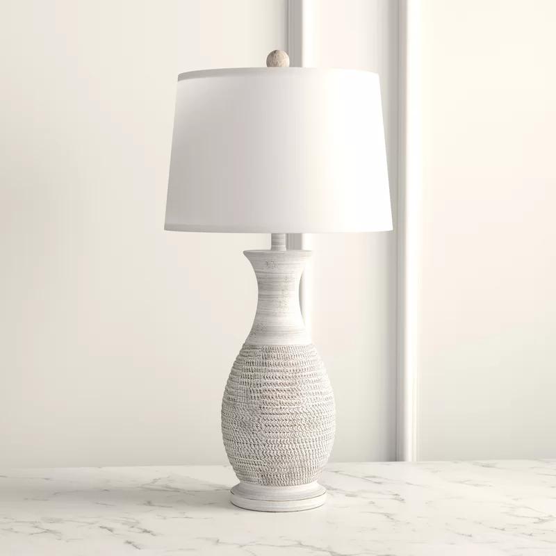 Hamilton 30 Gray Table Lamp Set Grey Table Lamps Table Lamp Table Lamp Sets
