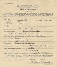 Find Free Public Birth Records | Ancestry | Family genealogy