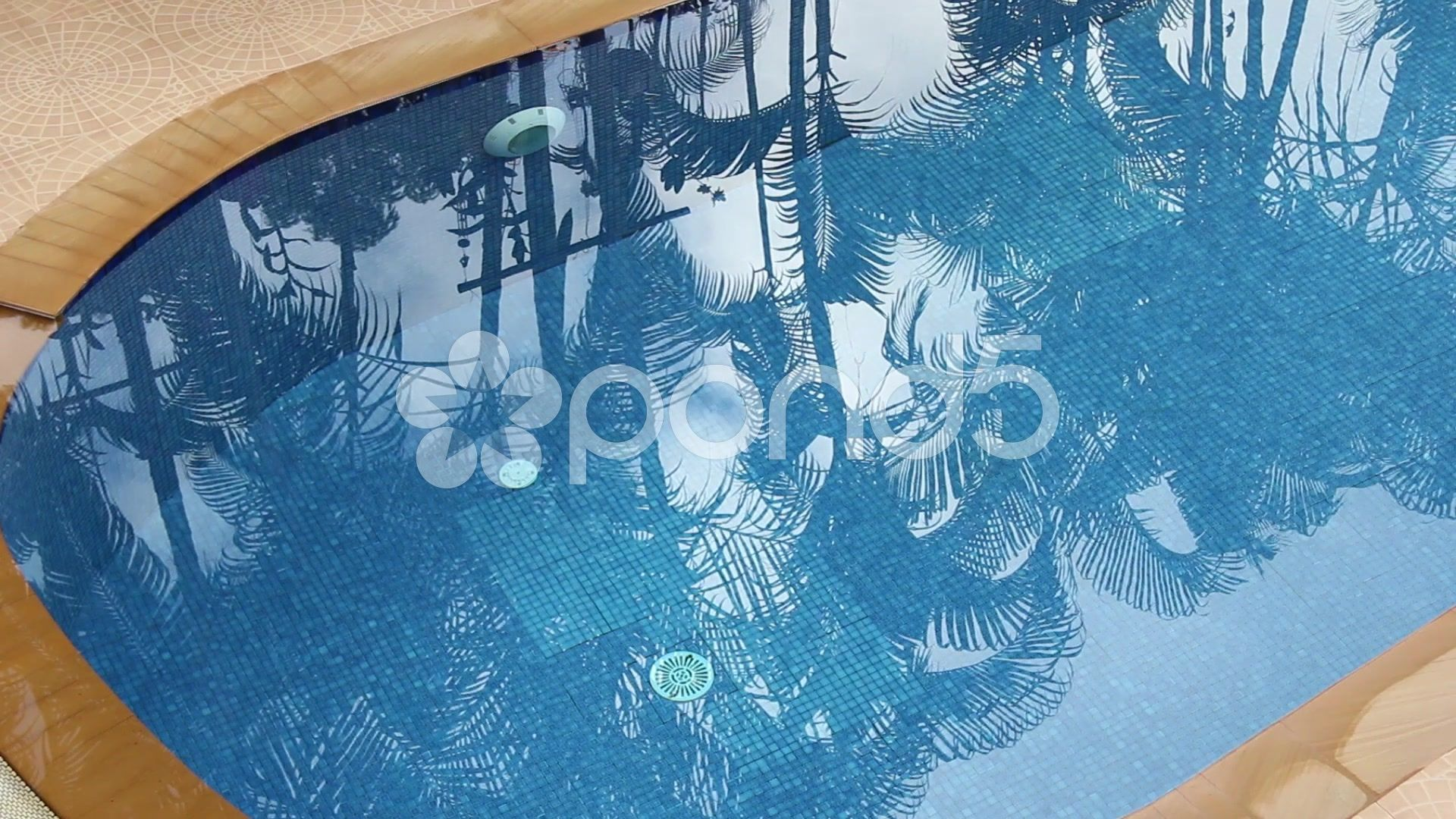 Swimming Pool in Phuket Thailand - Stock Footage   by JahnProductions